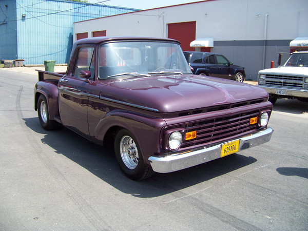 63 Ford F100 - Lisa FOR SALE