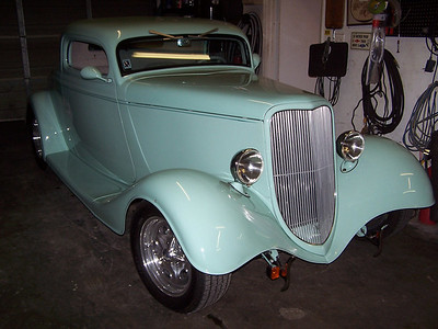 33  Ford 3 Window - Tommy