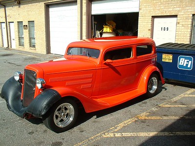 34 Chevy - Joe