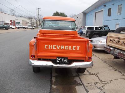 57 Chevy Truck - Brian