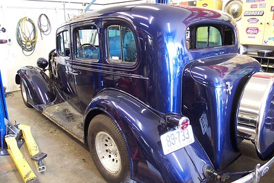 33 Oldsmobile - Donald